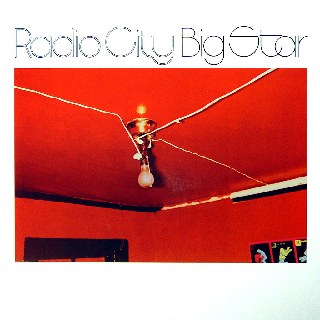 Big Star - Radio City Vinyl - Ardent Music - Hello Merch