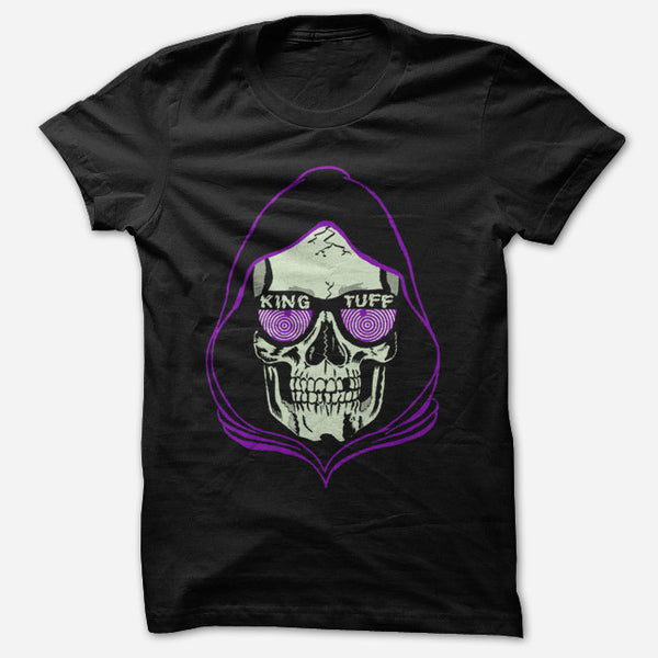 Reaper Glow in the Dark T-Shirt by King Tuff for sale on hellomerch.com