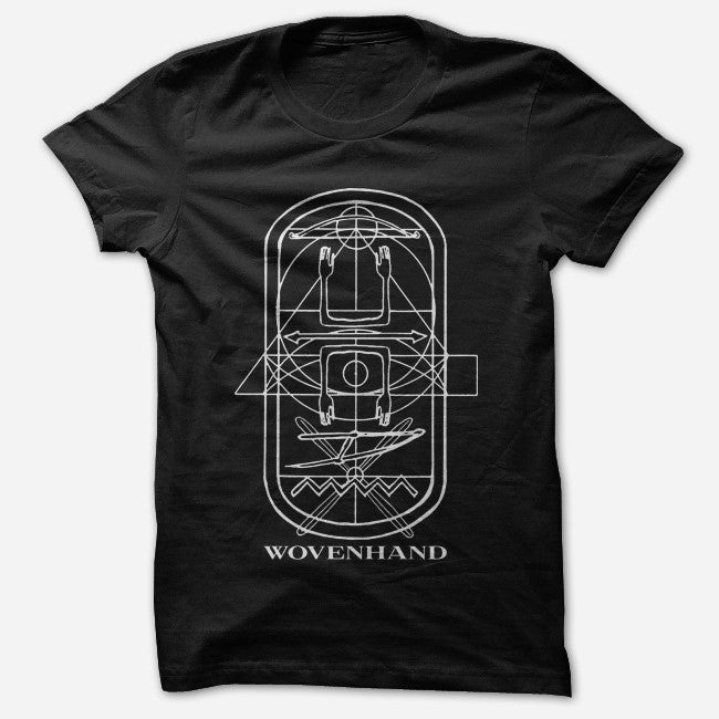Refractory Obdurate Black T-Shirt