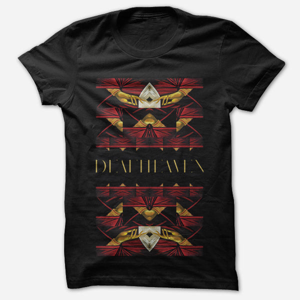 Reflection Black T-Shirt by Deafheaven for sale on hellomerch.com