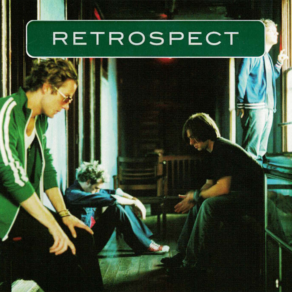 Retrospect - Self Titled CD - Ardent Music - Hello Merch