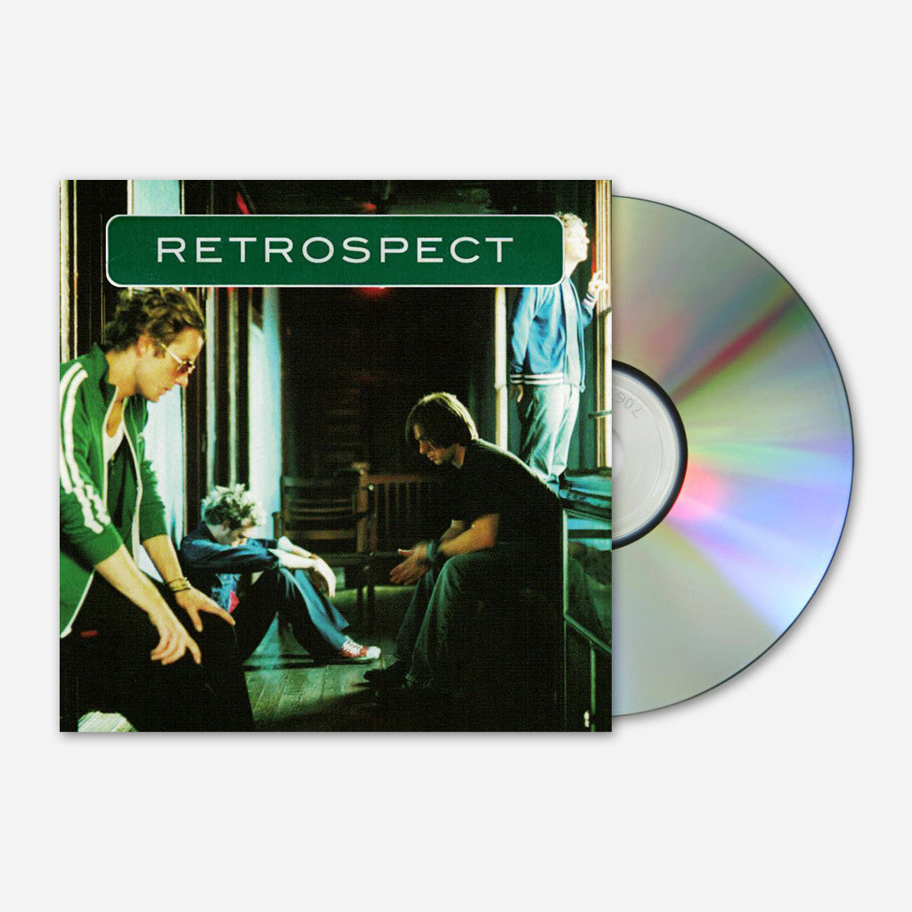Retrospect - Self Titled CD