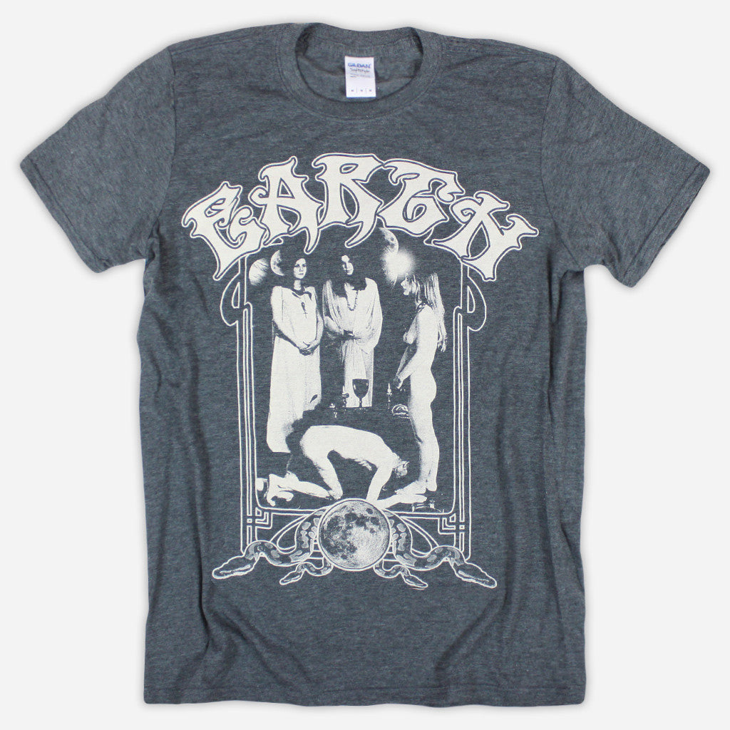 Ritual Dark Heather Poly-Cotton T-Shirt