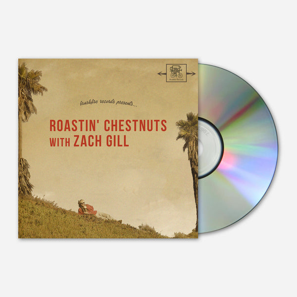 Roastin' Chestnuts With Zach Gill CD by Zach Gill for sale on hellomerch.com