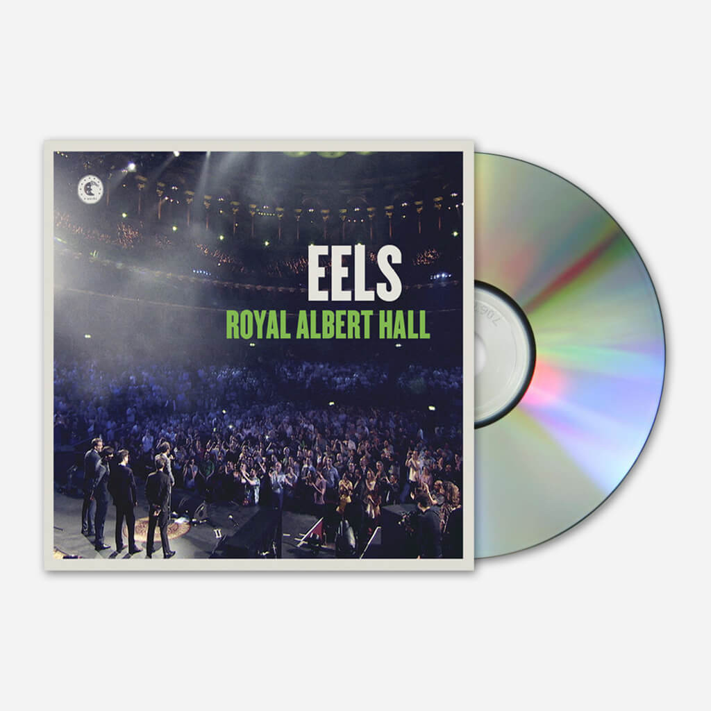 Royal Albert Hall CD & DVD - Eels - Hello Merch