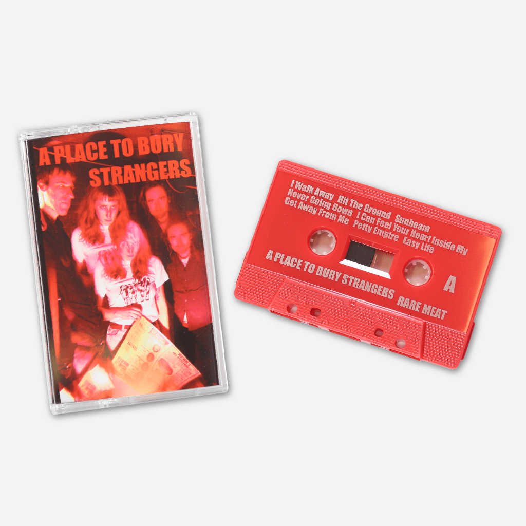 Rare Meat Demos And Rarities 2003-2017 Cassette Tape