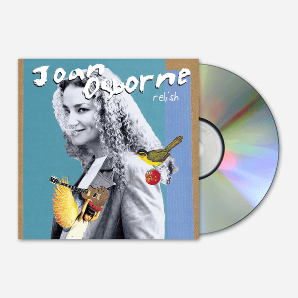 Relish CD by Joan Osborne for sale on hellomerch.com