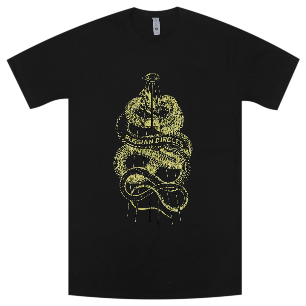 Cosmic Serpent Black T-Shirt
