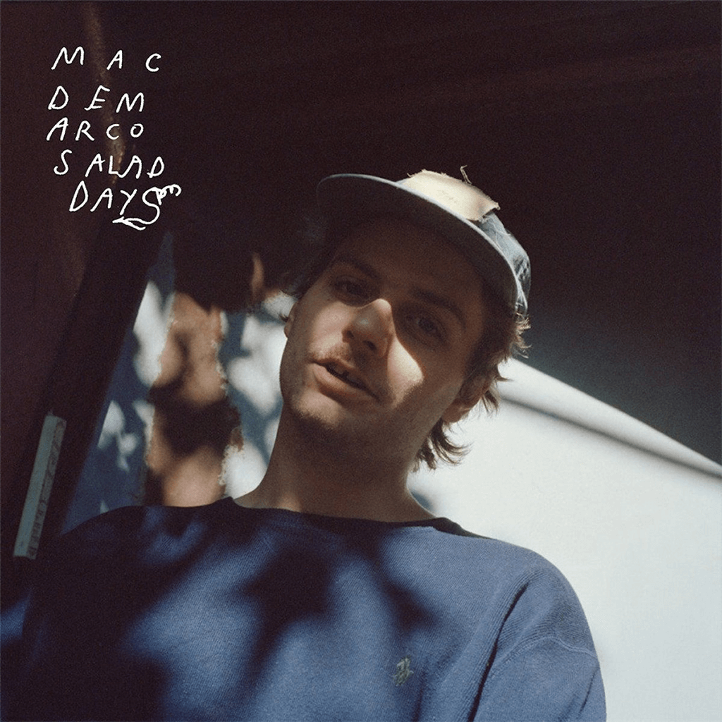 Salad Days CD - Mac DeMarco - Hello Merch