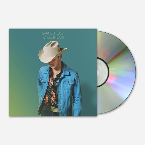 Tenderheart CD by Sam Outlaw for sale on hellomerch.com