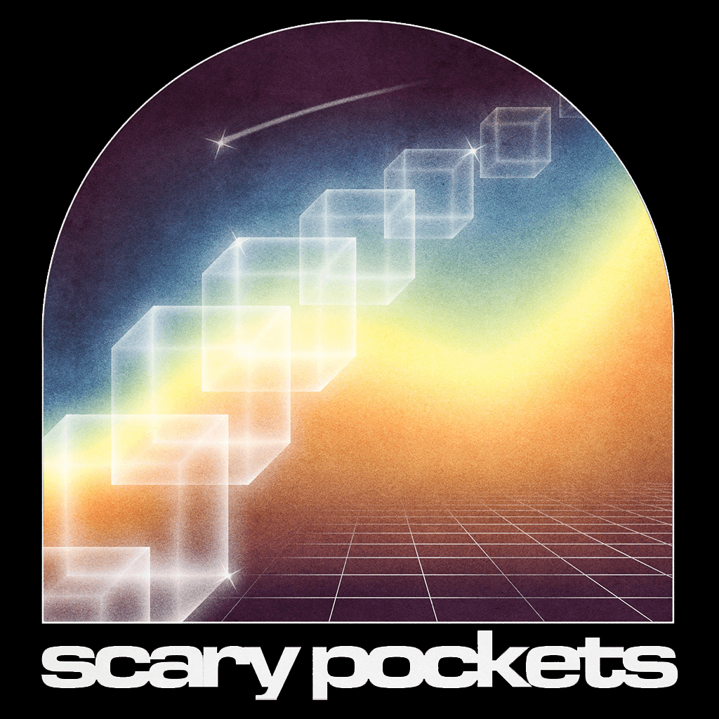 Scary Pockets 2019 Tour Black Tee
