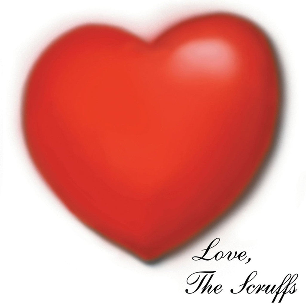 The Scruffs - Love, The Scruffs CD - Ardent Music - Hello Merch