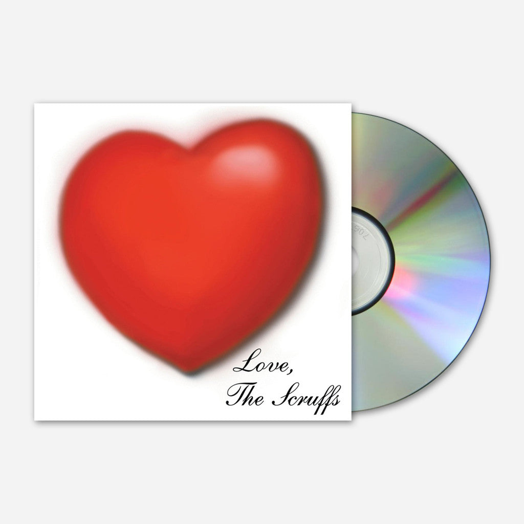The Scruffs - Love, The Scruffs CD
