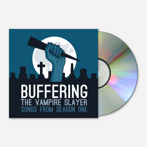 Songs from Season One CD by Buffering the Vampire Slayer for sale on hellomerch.com