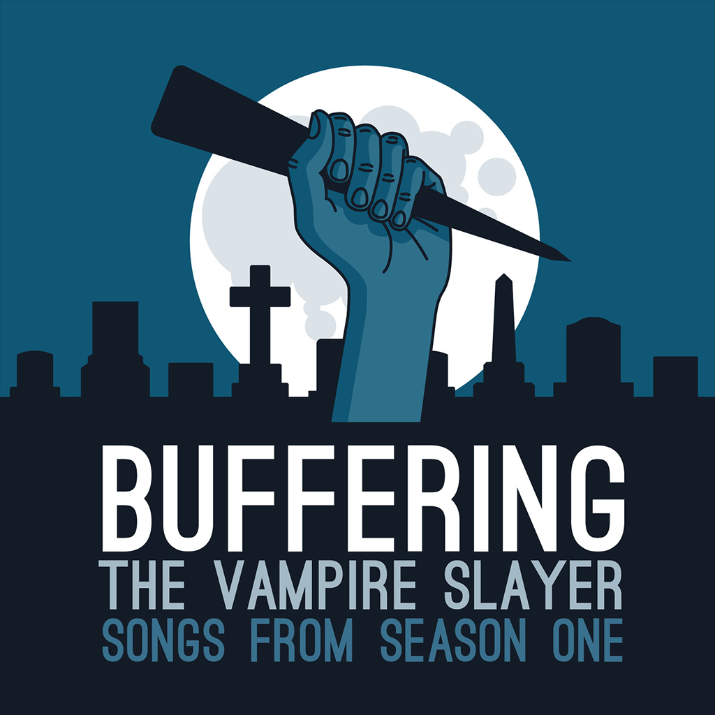 Songs from Season One CD - Buffering the Vampire Slayer - Hello Merch
