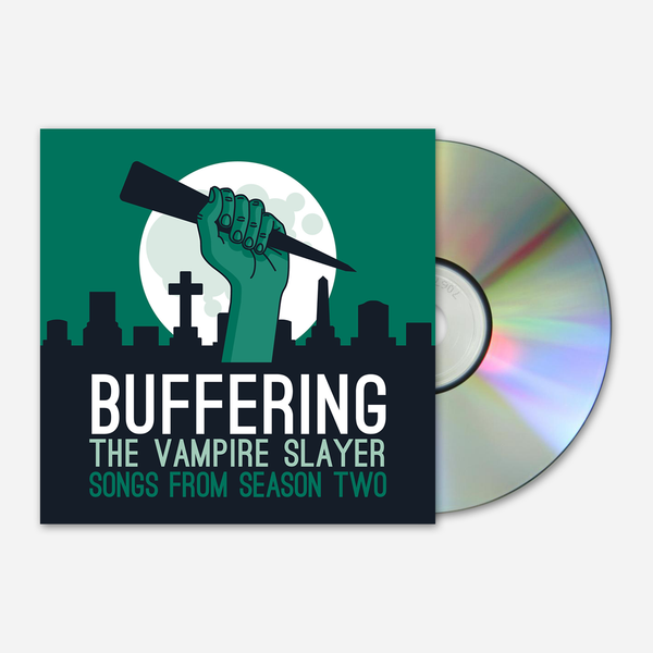 Songs from Season Two CD by Buffering the Vampire Slayer for sale on hellomerch.com