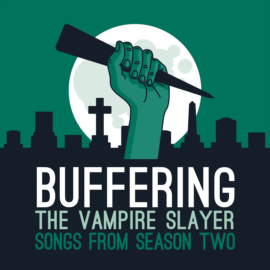 Songs from Season Two CD - Buffering the Vampire Slayer - Hello Merch