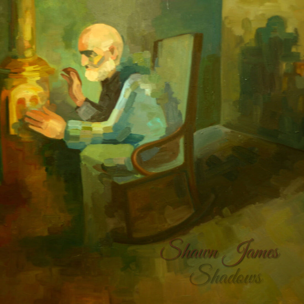 Shadows CD - Shawn James - Hello Merch