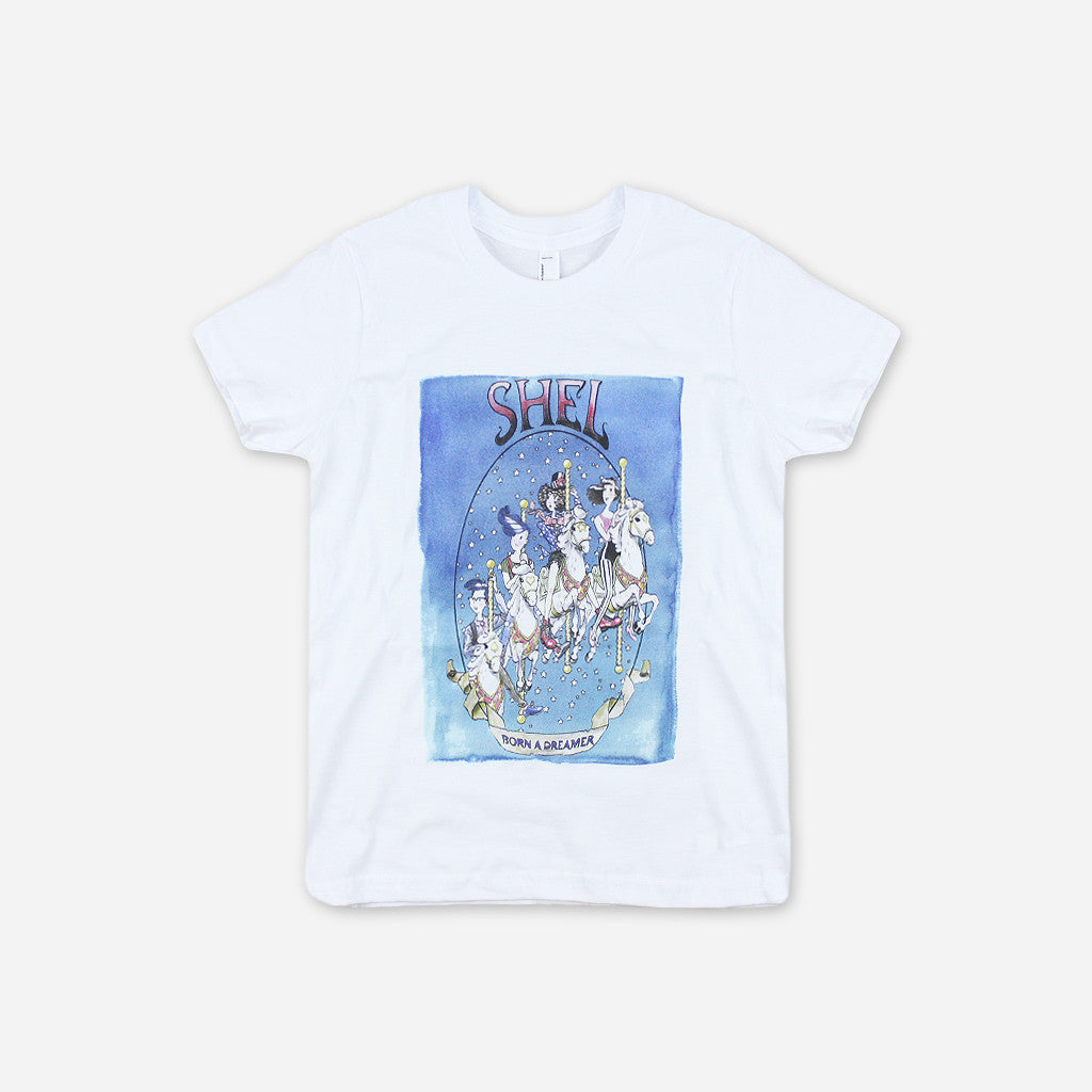 "Limited Edition ""Born A Dreamer"" Youth T-Shirt"