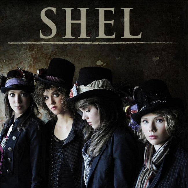 SHEL CD - SHEL - Hello Merch