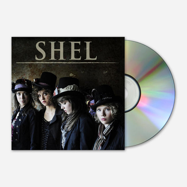 SHEL CD by SHEL for sale on hellomerch.com
