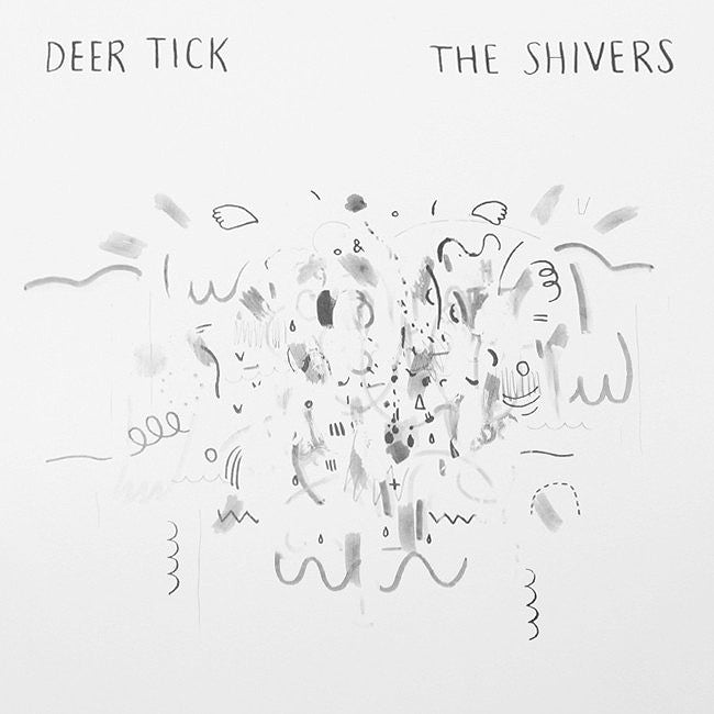 "Deer Tick / The Shivers Split 7"" White Vinyl"