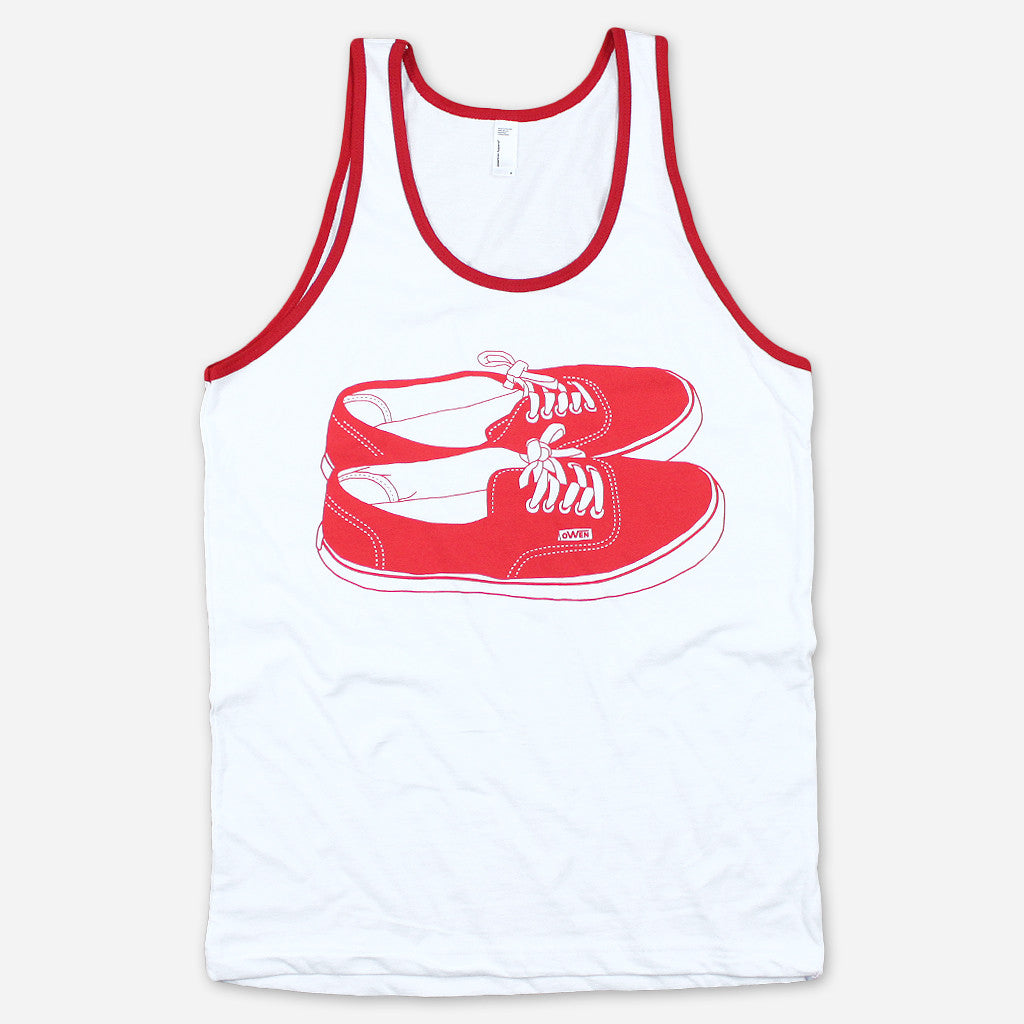 Shoes Tank - Owen - Hello Merch