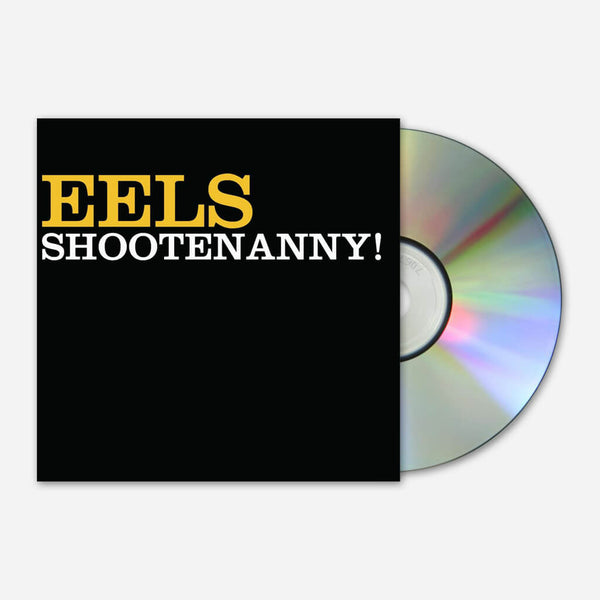 Shootenanny! CD by Eels for sale on hellomerch.com