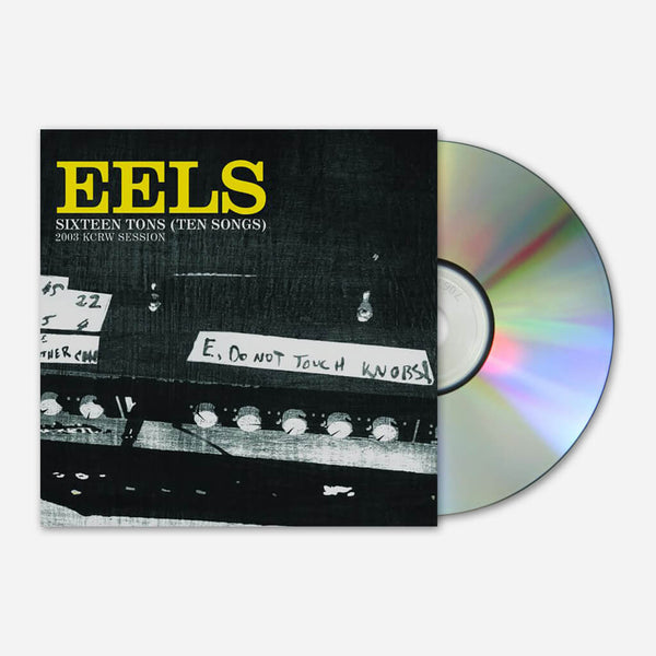 Sixteen Tons (Ten Songs) CD by Eels for sale on hellomerch.com