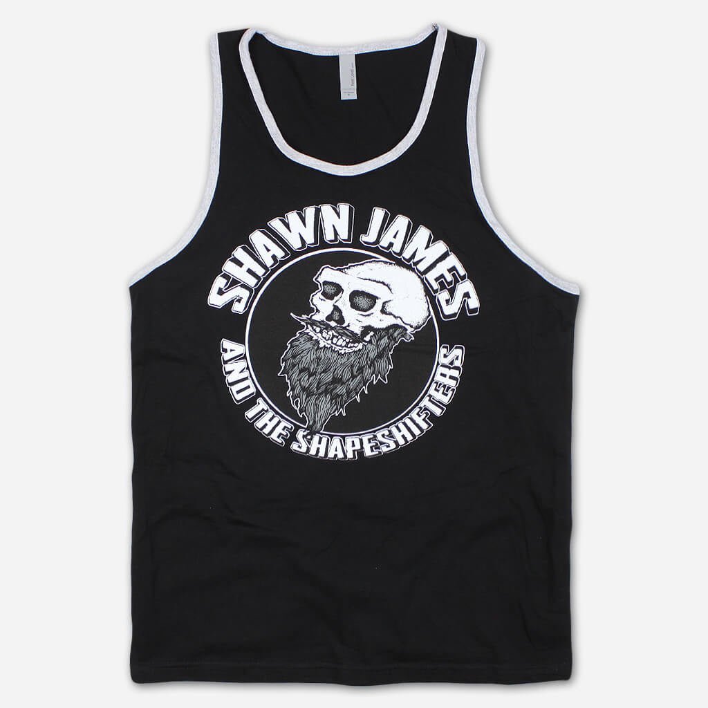Skull Tank Top - Shawn James - Hello Merch
