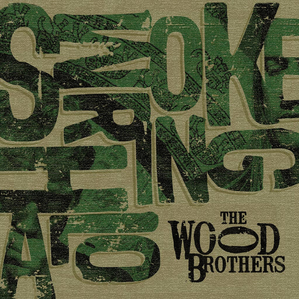 Smoke Ring Halo - The Wood Brothers - Hello Merch