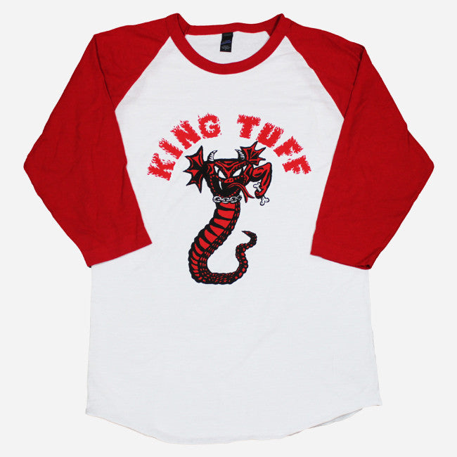 Snake Baseball T-Shirt - King Tuff - Hello Merch