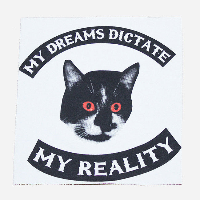 My Dreams Dictate My Reality Patch