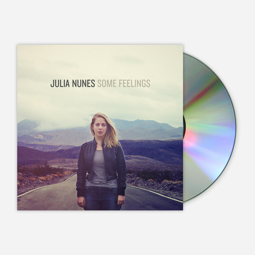 Some Feelings CD - Julia Nunes - Hello Merch