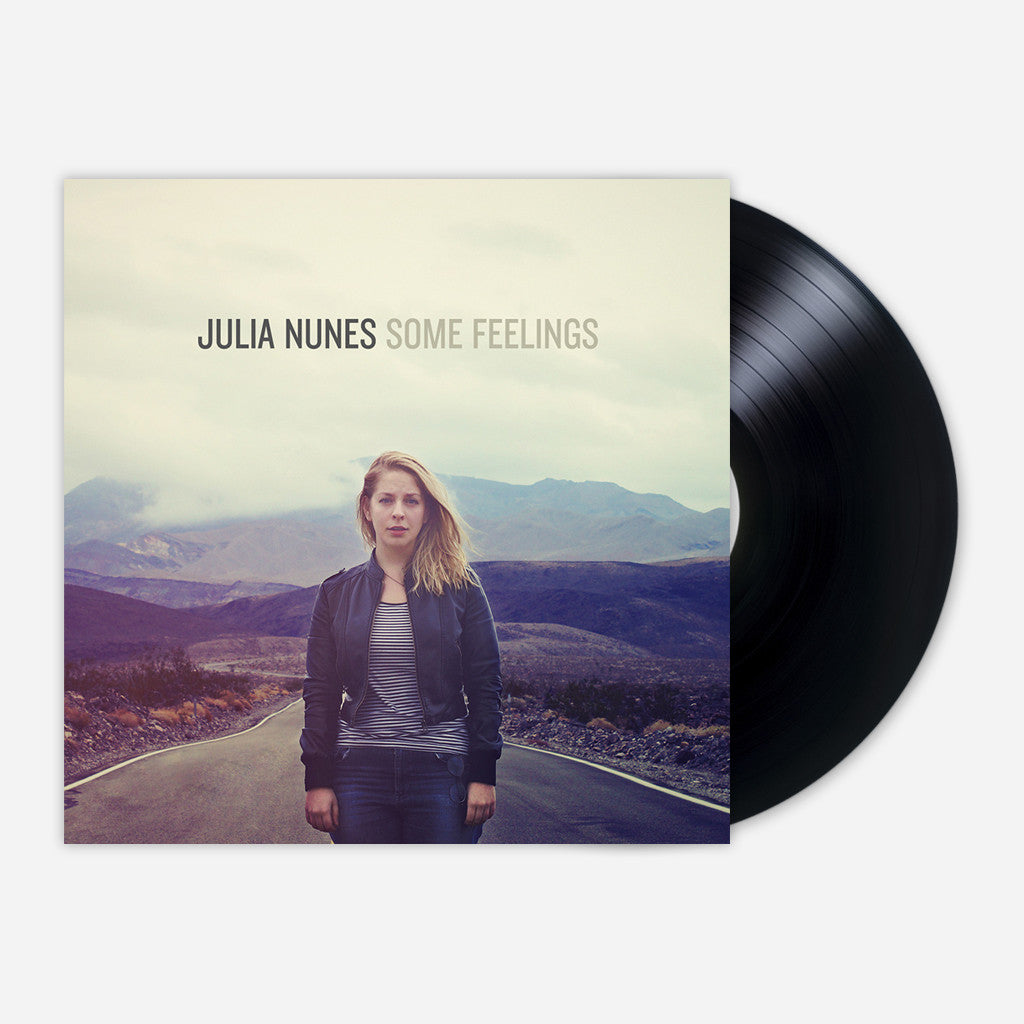 "Some Feelings 12"" Black Vinyl"