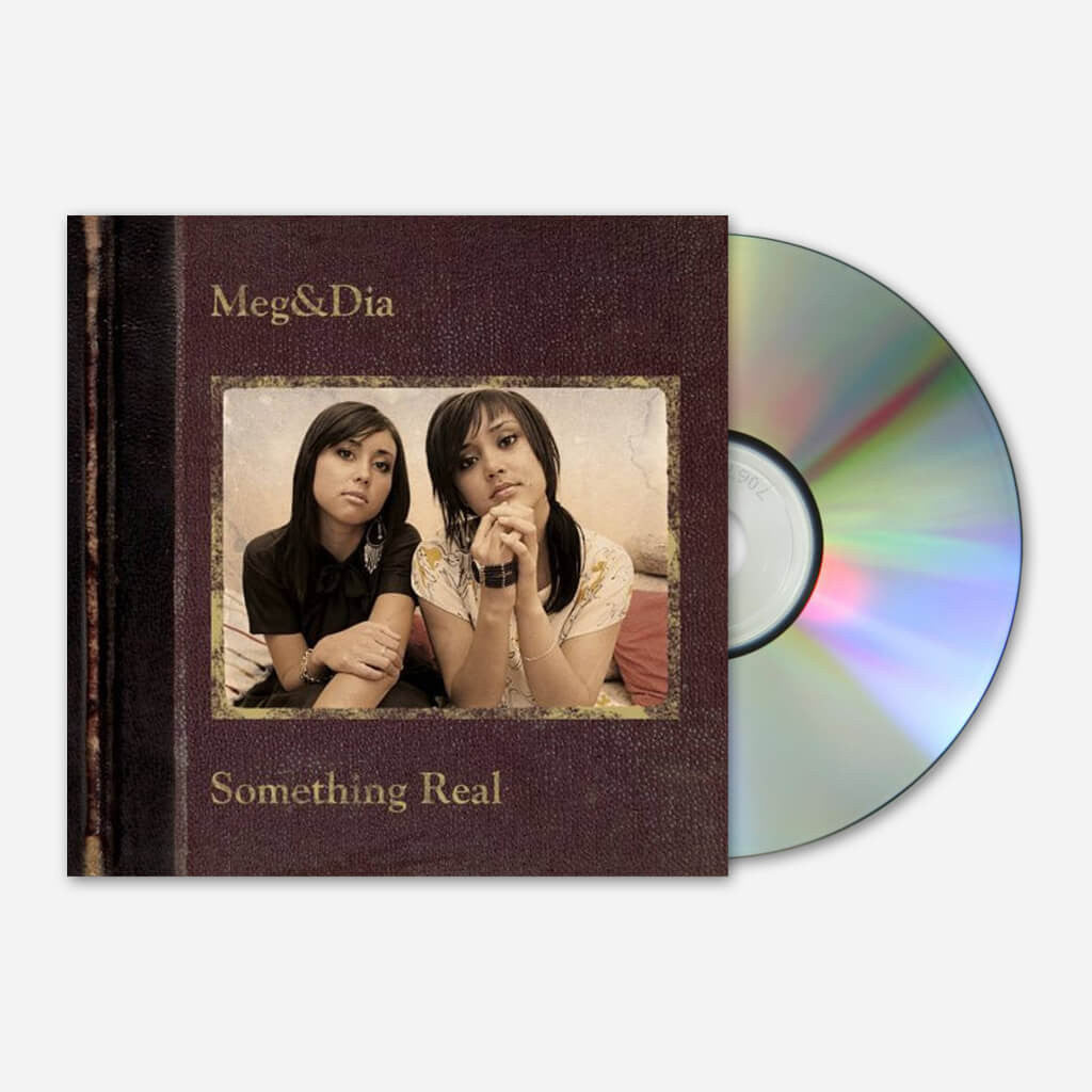 Something Real CD
