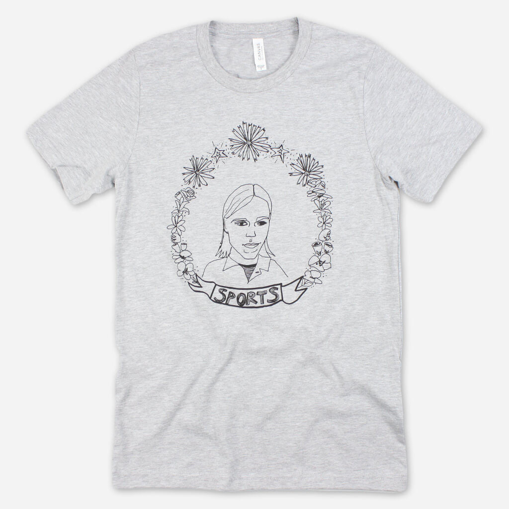 Thomas Heather Grey T-Shirt