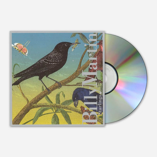 Starlings CD by Billy Martin for sale on hellomerch.com