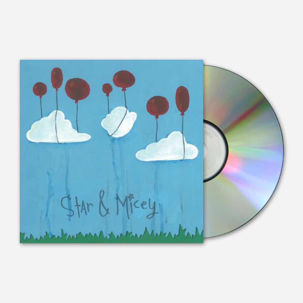 Star & Micey - Self Titled CD