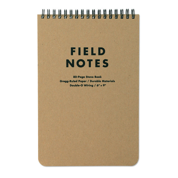 80-Page Steno Book by Field Notes for sale on hellomerch.com