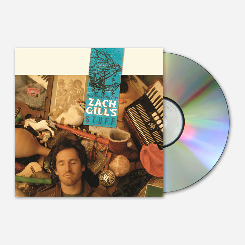 Zach Gill's Stuff CD