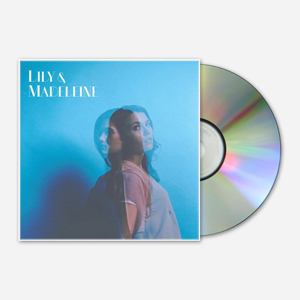 Self Titled CD - Lily & Madeleine - Hello Merch