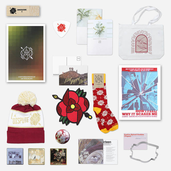 Limited Subscription items by La Dispute for sale on hellomerch.com