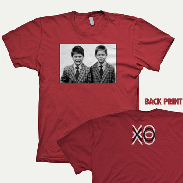 Brothers T-Shirt by XO for sale on hellomerch.com