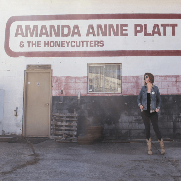 Amanda Anne Platt & The Honeycutters CD