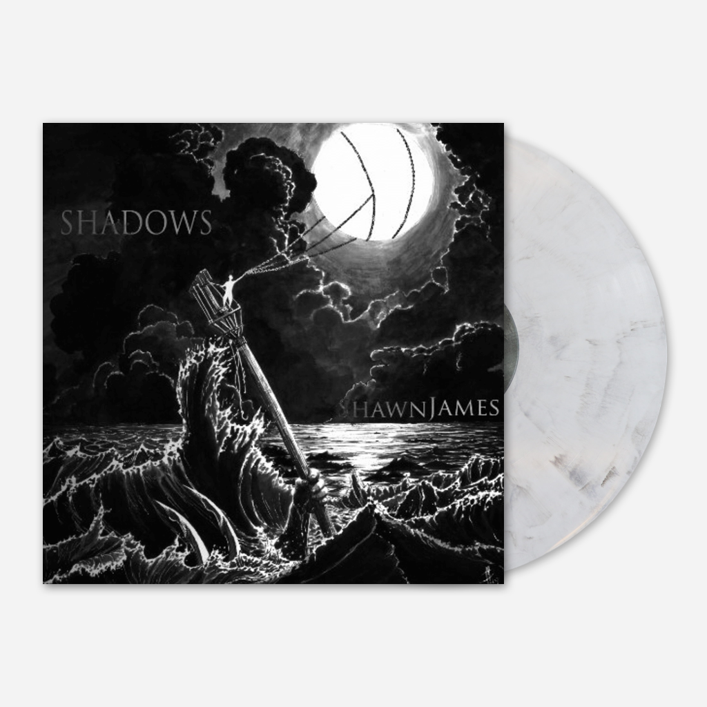 "Signed Shadows Collector's Edition 12"" Vinyl"