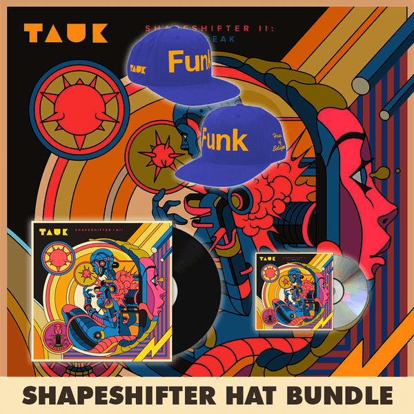 Shapeshifter Hat Bundle by TAUK for sale on hellomerch.com