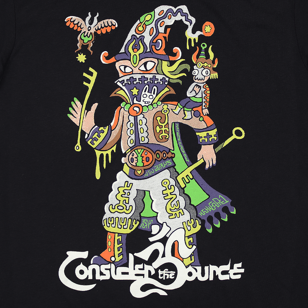 Masked Sourceror T-Shirt