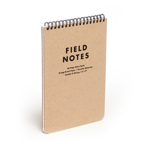 80-Page Steno Book - Field Notes - Hello Merch
