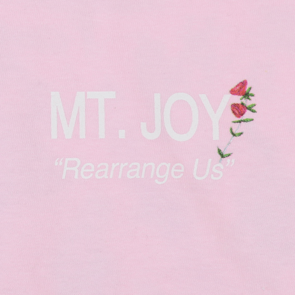 Strangers Pink Long Sleeve T-Shirt